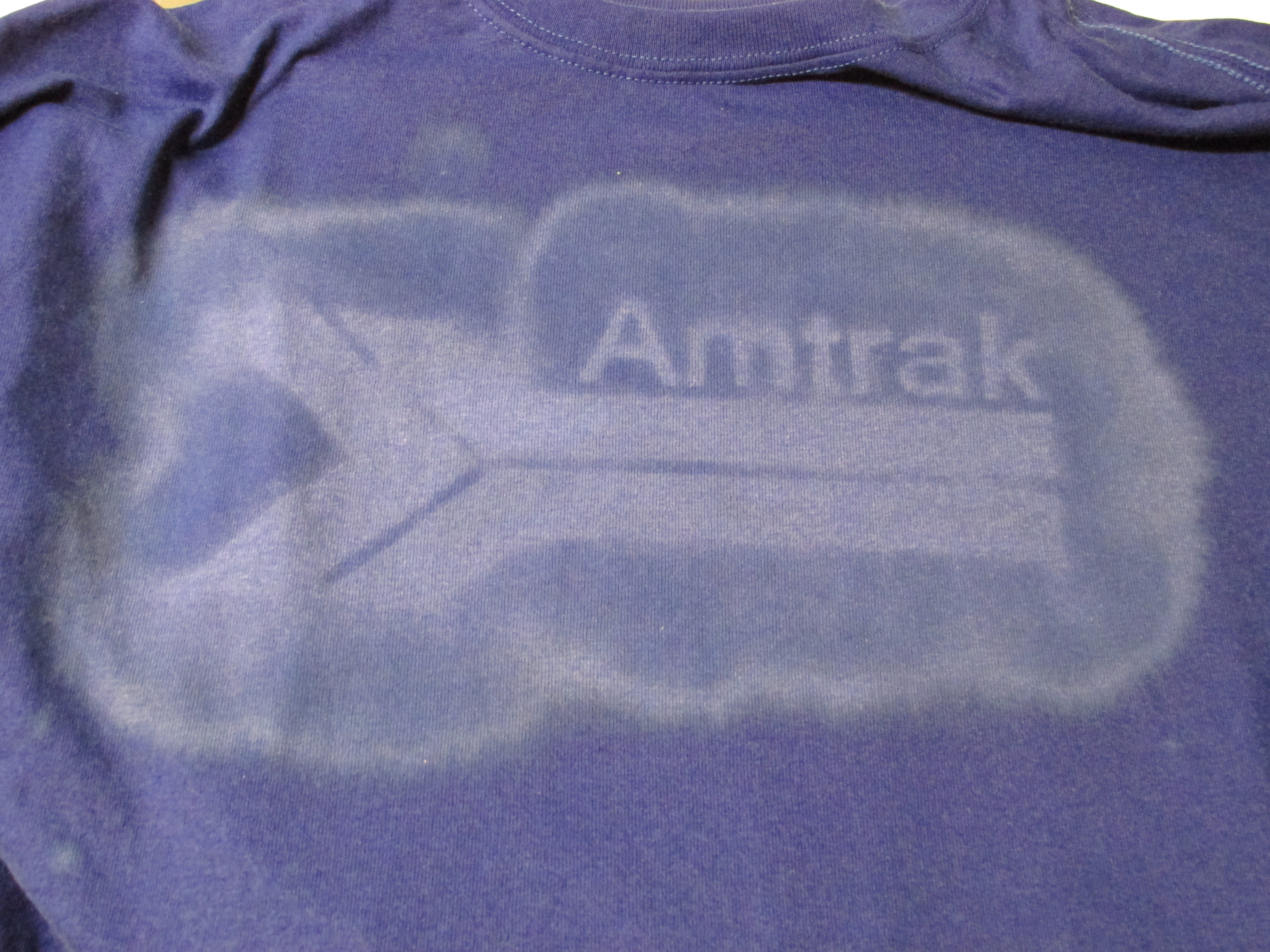 Shirt design using bleach - Img_2878