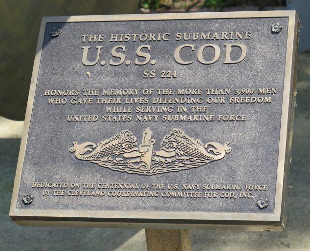 COD Memorial